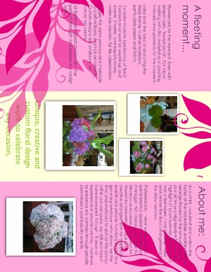 The Flowering Branch brochure