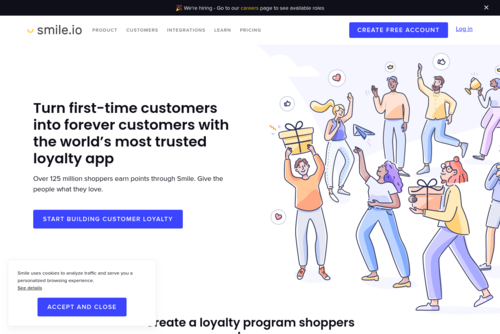 Creating a Successful eCommerce Site in 12 Months or Less - https://www.sweettoothrewards.com