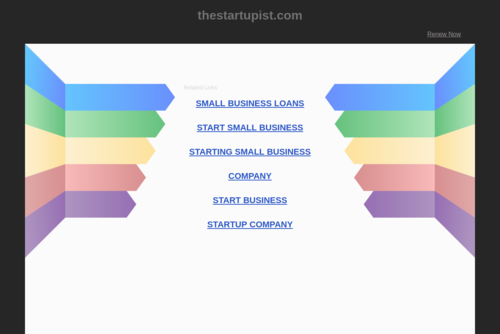 Building Businesses on a Micro-scale - http://thestartupist.com