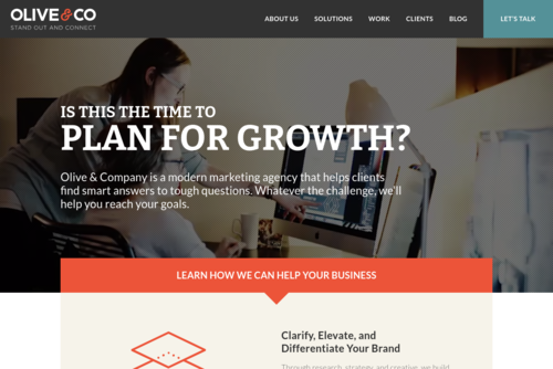 Growth-Driven Web Design: It\'s More Than Just CRO - https://www.oliveandcompany.com