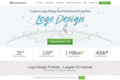 5 Killer Logo Ideas For Your Business - https://www.logodesignteam.com