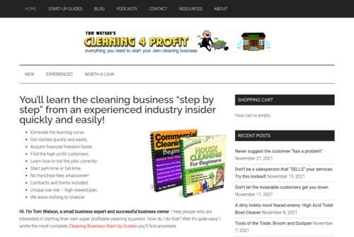 How to gain exposure for your business via community and charitable fundraisers… - http://www.cleaning-4-profit.com