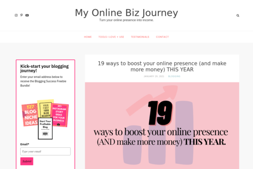 Your Complete Guide To Growing Your Online Brand Using Blogger Outreach - http://www.myonlinebizjourney.com