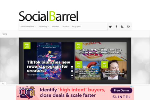 Content Marketing, Social Media & SEO: The 3 Things You Need To Boost Your Website [Infographic & Insights] - http://socialbarrel.com