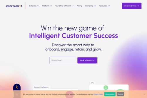Revealed: 7 Secrets to generate excellent Customer Stickiness in SaaS - https://www.smartkarrot.com