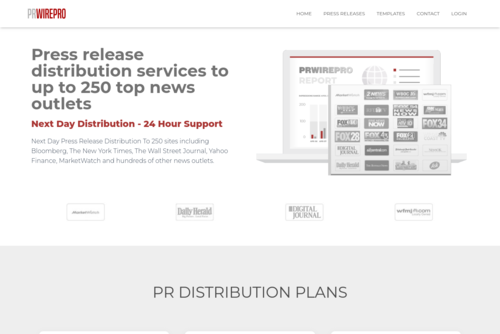 POST ROUNDUP: How to Distribute Your Press Release  - http://www.howtocreateapressrelease.com