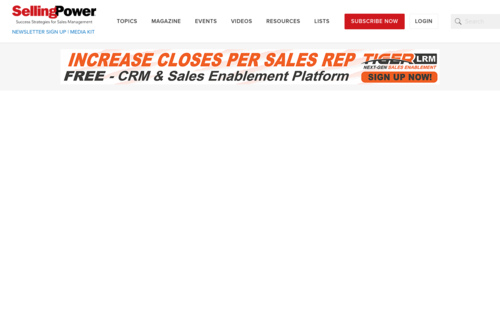 Ten Ways Sales Managers Can Motivate and Inspire Their Teams  - https://www.sellingpower.com