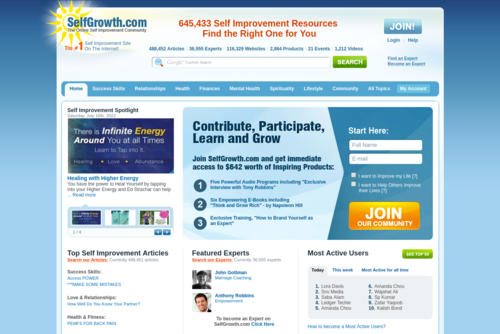 Facebook Marketing Resources - http://www.selfgrowth.com