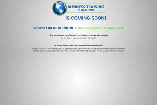 Budgeting/Forecasting are Integral in Growing Your Business   - http://www.trainingforentrepreneurs.com