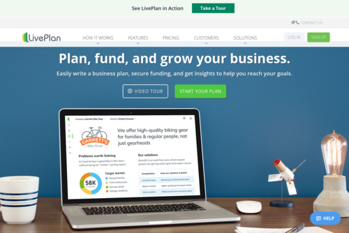 How to Use LivePlan for Your Nonprofit Business Plan - LivePlan Blog  - http://www.liveplan.com