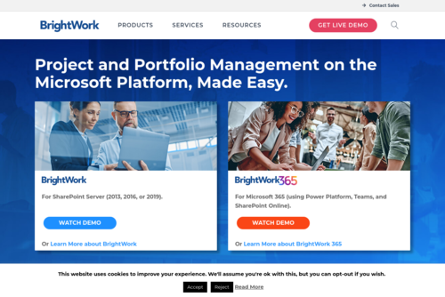 How to Improve Projects with Business Processes and Workflows - https://www.brightwork.com