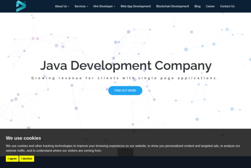 Useful things to consider when hiring a web application developer - https://www.decipherzone.com
