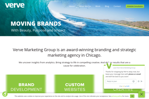 Verve Marketing Group Wins Hermes Gold for National Garden Bureau Website - https://vervemarketinggroup.com