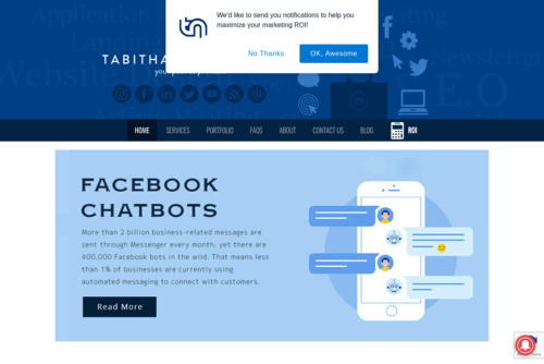 How Social Media Could Overtake Google For Promoting Your Business  - https://www.tabithanaylor.com