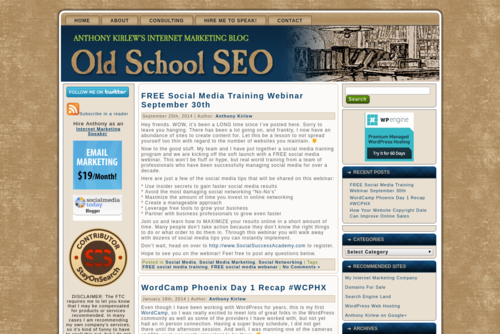 How 30 minutes a day can result in 250 inbound links - http://www.oldschoolseo.com