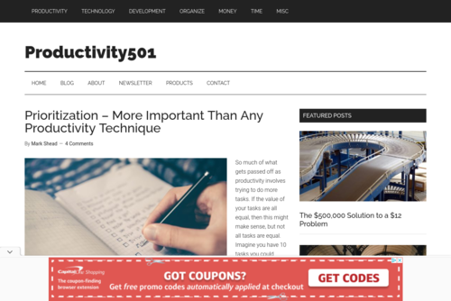 Digital Signatures & Encryption : Productivity501 - http://www.productivity501.com