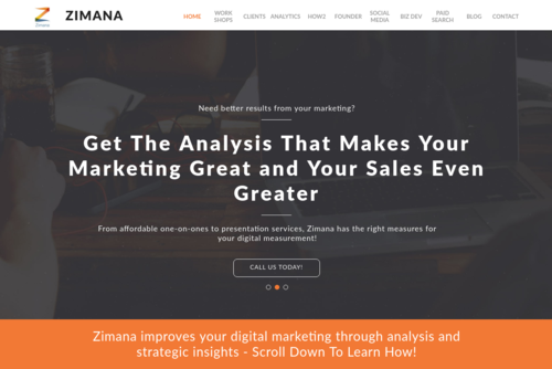 What Does A Data Spike in An Analytics Report Mean – 5 Suggestions  - http://www.zimana.com