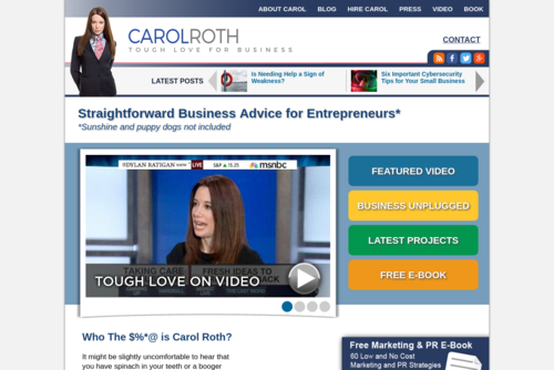 100 New Year\'s Business Resolutions for 2019  - https://www.carolroth.com