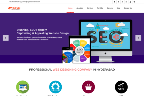 Best Digital Marketing Agency In Hyderabad, SEO Agency in Hyderabad – Saga Biz Solutions - http://www.sagabizsolutions.com