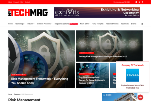 All you need to know about Enterprise Risk Management - https://risk-management.mytechmag.com