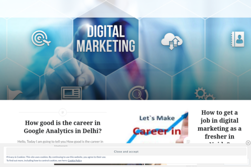 15 Best Institutes For Digital Marketing Course In Bangalore - https://bestdigitalmarketinginstitutes.wordpress.com