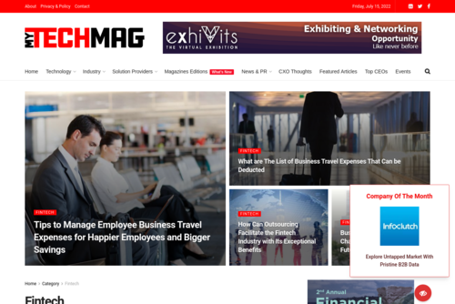 COVID-19 Highlights & Opportunities for Fintech Firms - https://fintech.mytechmag.com
