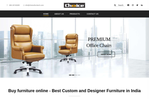 Conference Table Manufacturers in India - Choice Furntech - https://choicefurntech.com
