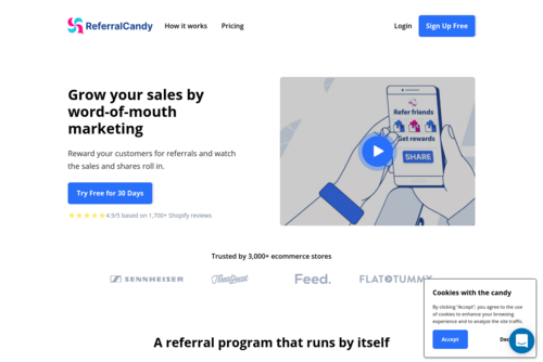 How Word of Mouth Marketing Grew Discord to 250M Users  - https://www.referralcandy.com