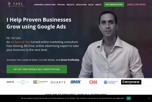 Generating New Customers and Revenue With an Adwords Management Consultant  - https://www.yaelconsulting.com