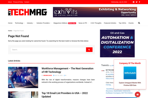 Watch Out These Legal Technology Trends in 2020 - https://legal-tech.mytechmag.com