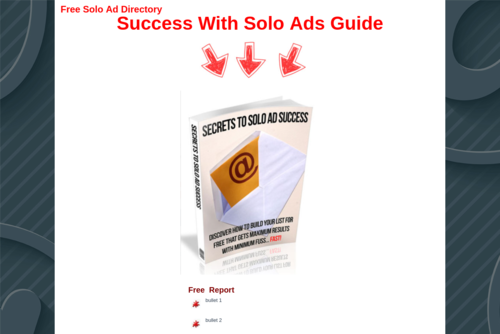 Solo Ads: 9 Common Mistakes Advertisers Make  - http://www.soloadverts.com