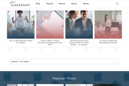 4 Ways to Build Your Legacy in the Here and Now - http://www.greatleadershipbydan.com