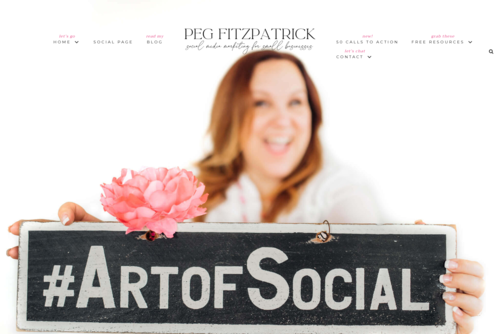 7 Ways Social Media Supports Small Business - http://pegfitzpatrick.com