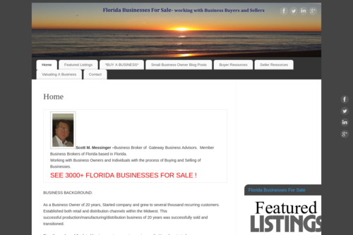 What Does it Really Feel Like to Sell Your Business  - http://www.sellabusinessflorida.com