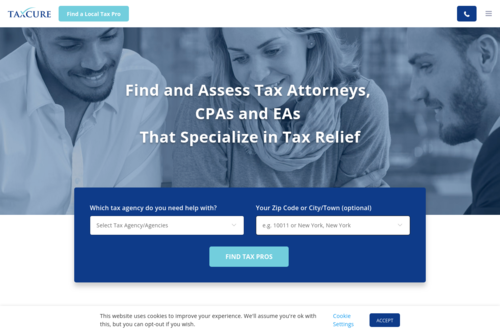 How to Choose the Right Tax Professional for You - http://www.taxdebthelp.com