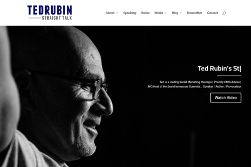 What My Dad Taught Me About Business (Marketing) and Life... - Ted Rubin, Professional Keynote Speaker, #RonR - https://tedrubin.com