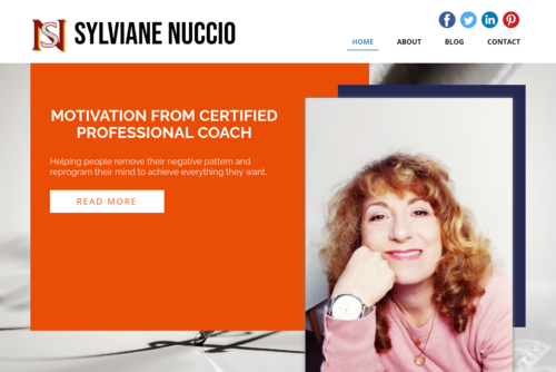 How To Create A Knock Out About Me Page - http://sylvianenuccio.com