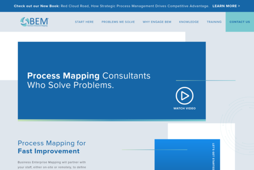Making Creative Workflow Improvements - https://www.businessmapping.com