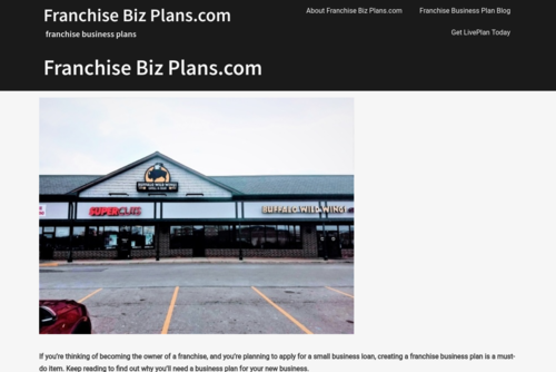 Franchise Questions to Ask: Find Out About Their Technology - https://www.franchisebizplans.com