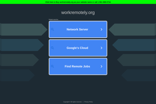 Top 100 Companies to Work Remotely For – Work Remotely - http://workremotely.org