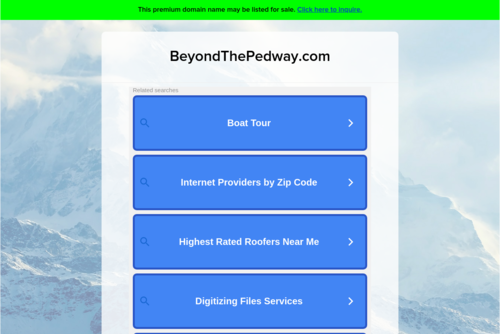 Landing And Expanding Clients Like Comcast – With Paul Caswell  - http://www.beyondthepedway.com