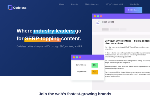 How to Elevate Your Entire Blogging Process (With Templates) - https://getcodeless.com