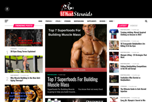 Running and Bodybuilding: Is Mixing Them Good  for You? - https://www.whatsteroids.com
