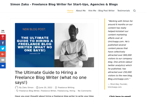 Twitter Automation: 62 Experts Share their Automation Secrets & Tools - http://simonzaku.com