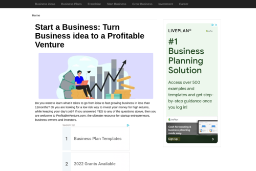 Steps to Writing a Business Plan Operations Plan  - http://www.mytopbusinessideas.com