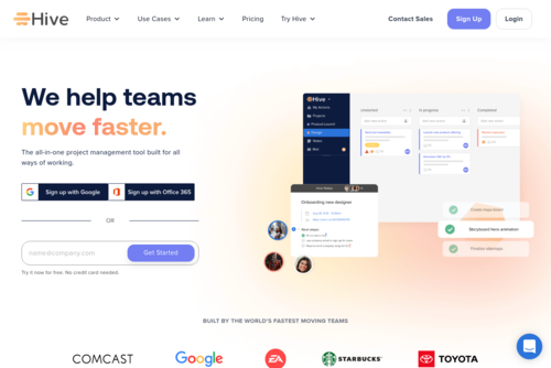 How To Transfer Your Team To A New Project Management Tool  - https://hive.com