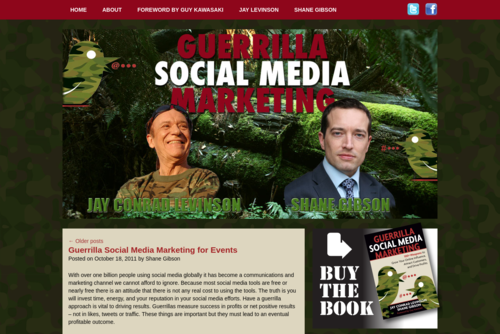 How to Calculate Social Media ROI... Guerrilla Marketing Style - http://www.guerrillasocialmediahq.com