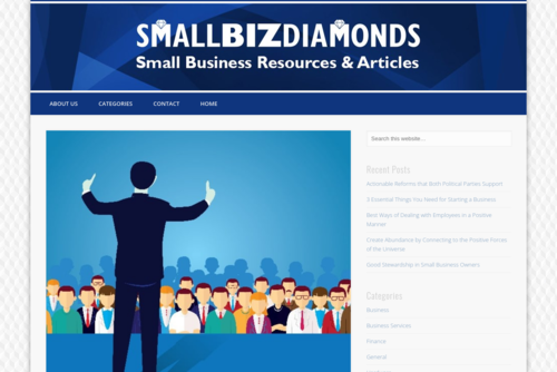 How Small Businesses Protect Their Investment and Future Profits  - http://smallbizdiamonds.com