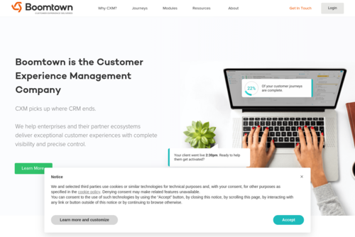 How Does Product Support Work?  - https://www.goboomtown.com