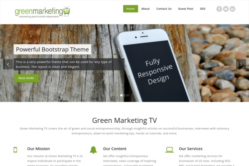 Green Business Tools Made Easy: MotleyGreen.com - http://www.greenmarketing.tv